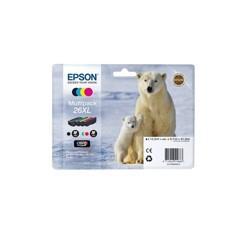 Multipack-epson-t263640-26xlxp-510-520-600-605-610-oso-polar