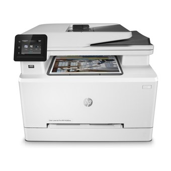 MULTIFUNCION HP LASER COLOR LASERJET PRO M280NW A4- 21PPM- USB- RED- WIFI