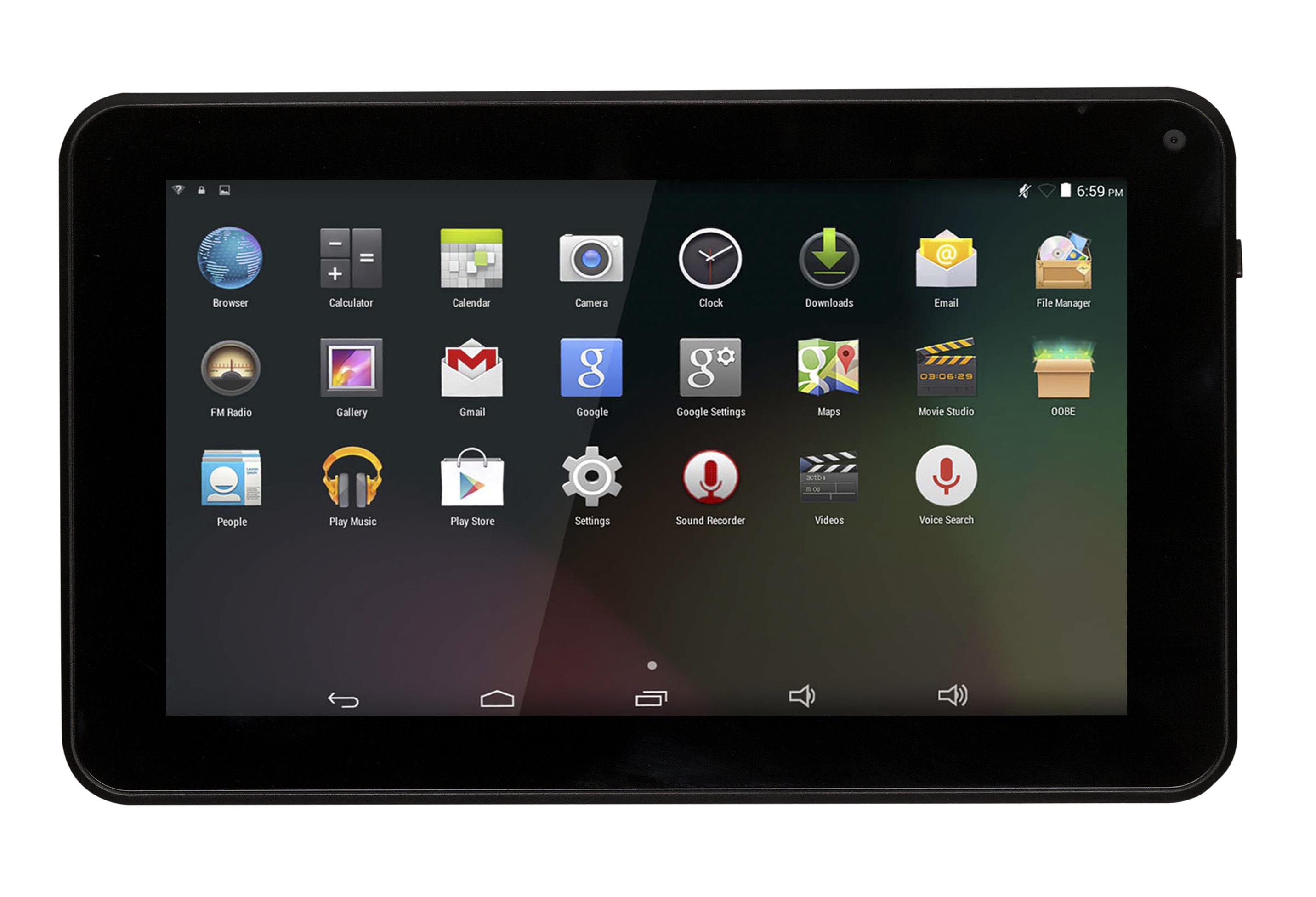 Tablet denver 7pulgadas - taq - 70333 -  2 mpx -  16gb rom -  1 gb ram -   wifi -  android 8.1