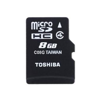 Tarjeta-memoria-micro-secure-digital-sd-8gb-toshiba-clase-4-sdhc-adaptador
