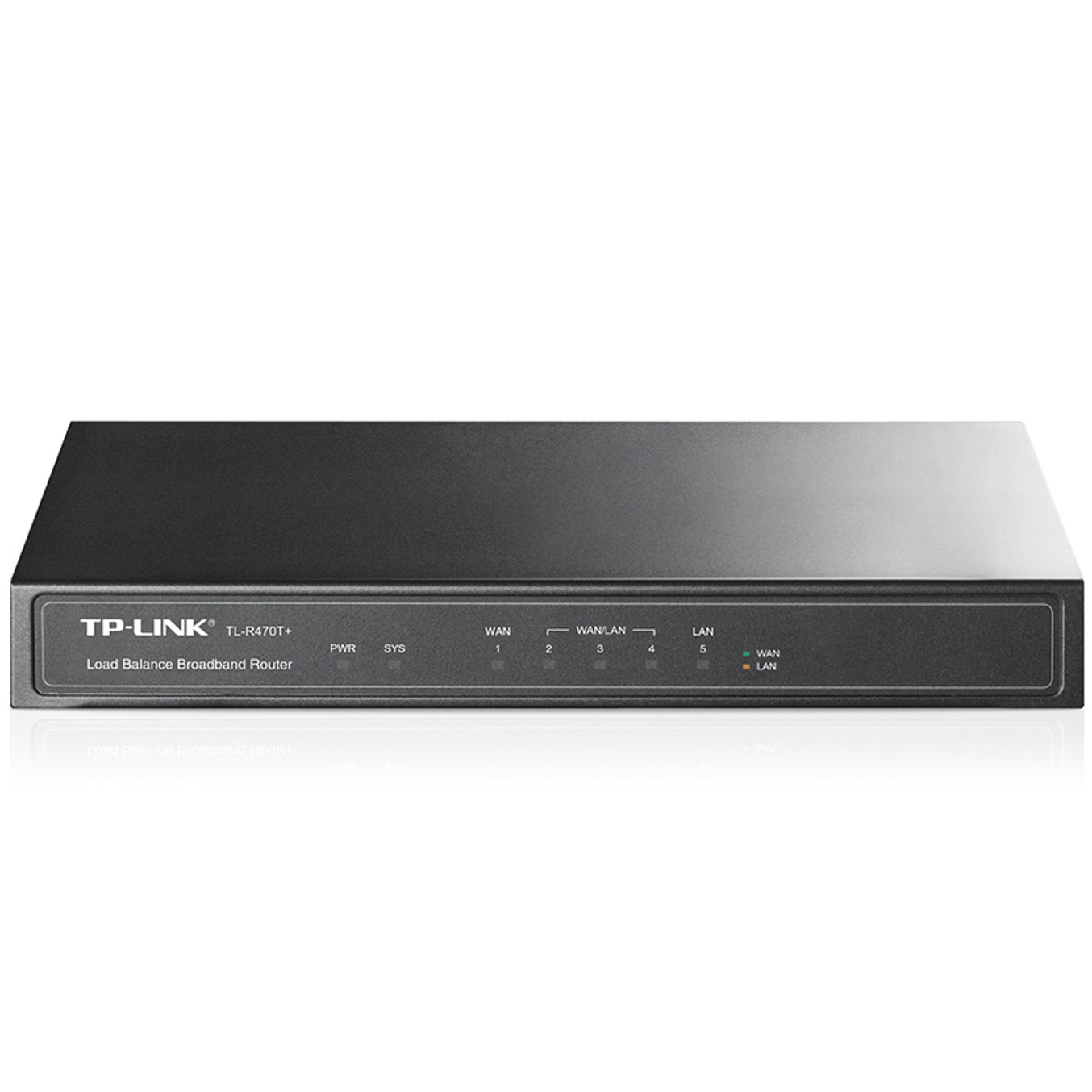 Rourter banda ancha balanceador 1pto wan 1pto lan 3ptos wan - lan tp - link