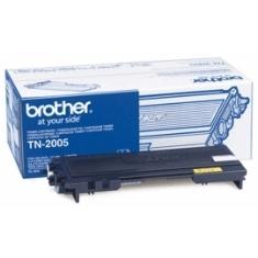 Brother TN-2005 - negro - original - cartucho de tóner