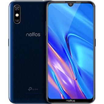 Telefono movil smartphone tp link neffos c9 max negro -  6.09pulgadas -  32gb rom -  2 gb ram -  quad core -  13mpx -  5mpx -  4g