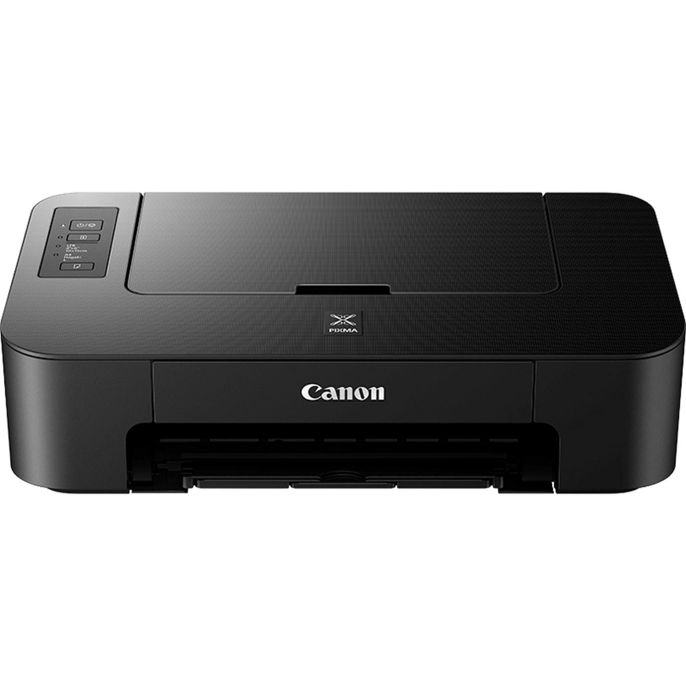 IMPRESORA CANON TS205 INYECCION COLOR PIXMA A4- 7 7PPM- 4800X1200PPM- USB