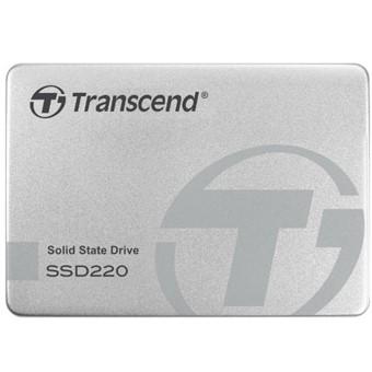 Transcend SSD220S - unidad en estado sólido - 480 GB - SATA 6Gb/s
