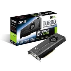 TARJETA GRAFICA ASUS NVIDIA TURBO-GTX1060-6G 6GB GDRR5