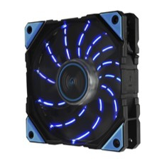 VENTILADOR GAMING ENERMAX DF VEGAS 12CM LUCES LED AZUL