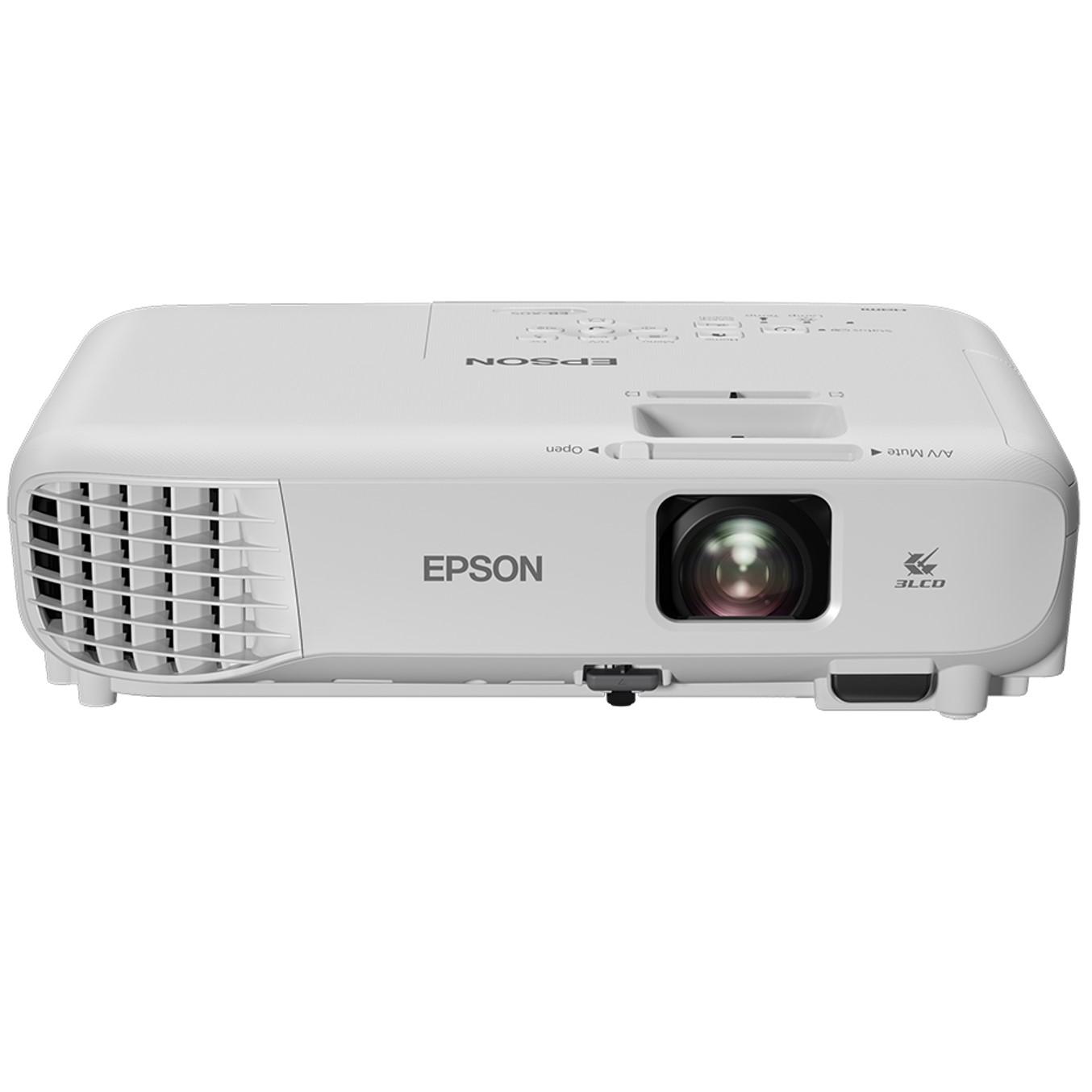 Epson EB-X05 - proyector 3LCD - portátil