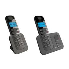 Telefono-inalambrico-aeg-voxtel-d505-twin-negro
