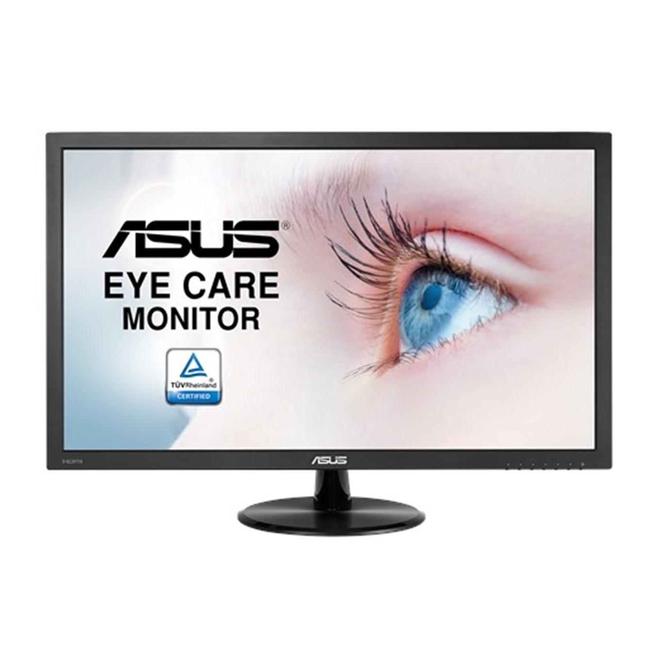 "Monitor led asus 23.6"" vp247hae 5ms fhd vga hdmi"