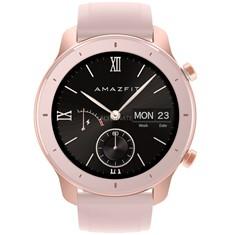 Pulsera reloj deportiva xiaomi amazfit gtr - 42mm cherry blossom pink -  smartwatch 1.2pulgadas -  bluetooth