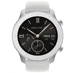Pulsera reloj deportiva xiaomi amazfit gtr - 42mm moonlight white -  smartwatch 1.2pulgadas -  bluetooth