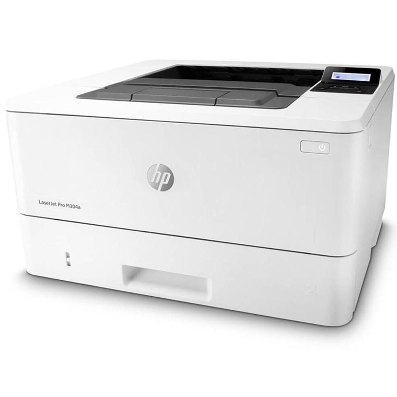 IMPRESORA HP LASER MONOCROMO LASERJET PRO M304A A4/ 35PPM/ 256MB/ USB