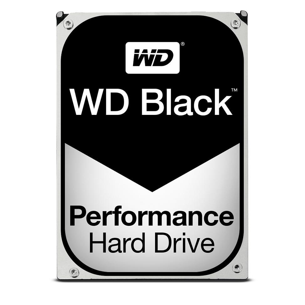 DISCO DURO INTERNO HDD WD WESTERN DIGITAL BLACK