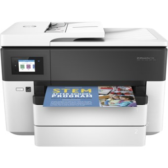MULTIFUNCION HP INYECCION COLOR OFFICEJET PRO 7730 FAX- A3- 34PPM- USB- RED- WIFI- DUPLEX