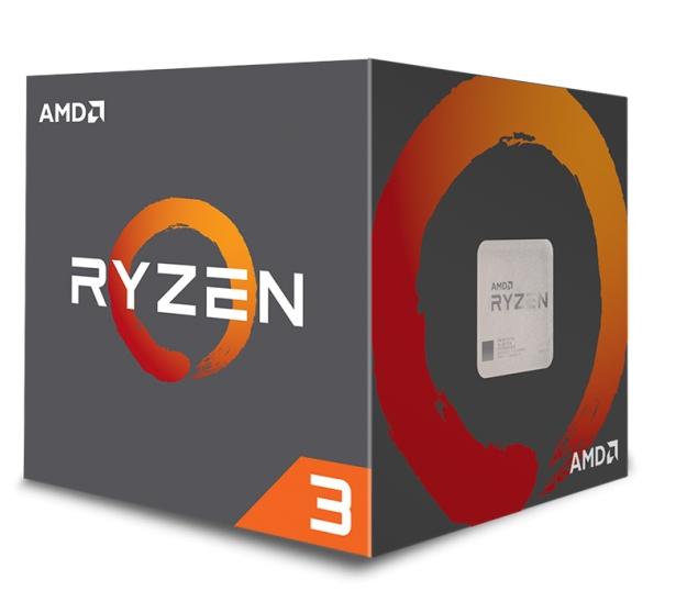 MICRO. PROCESADOR AMD RYZEN 3 1300X 4 CORE 3.5GHZ 8MB