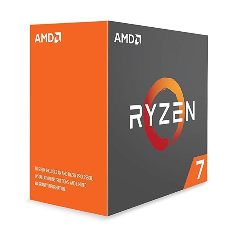 MICRO. PROCESADOR AMD RYZEN 7 1700X 8 CORE 3.4GHZ 16MB