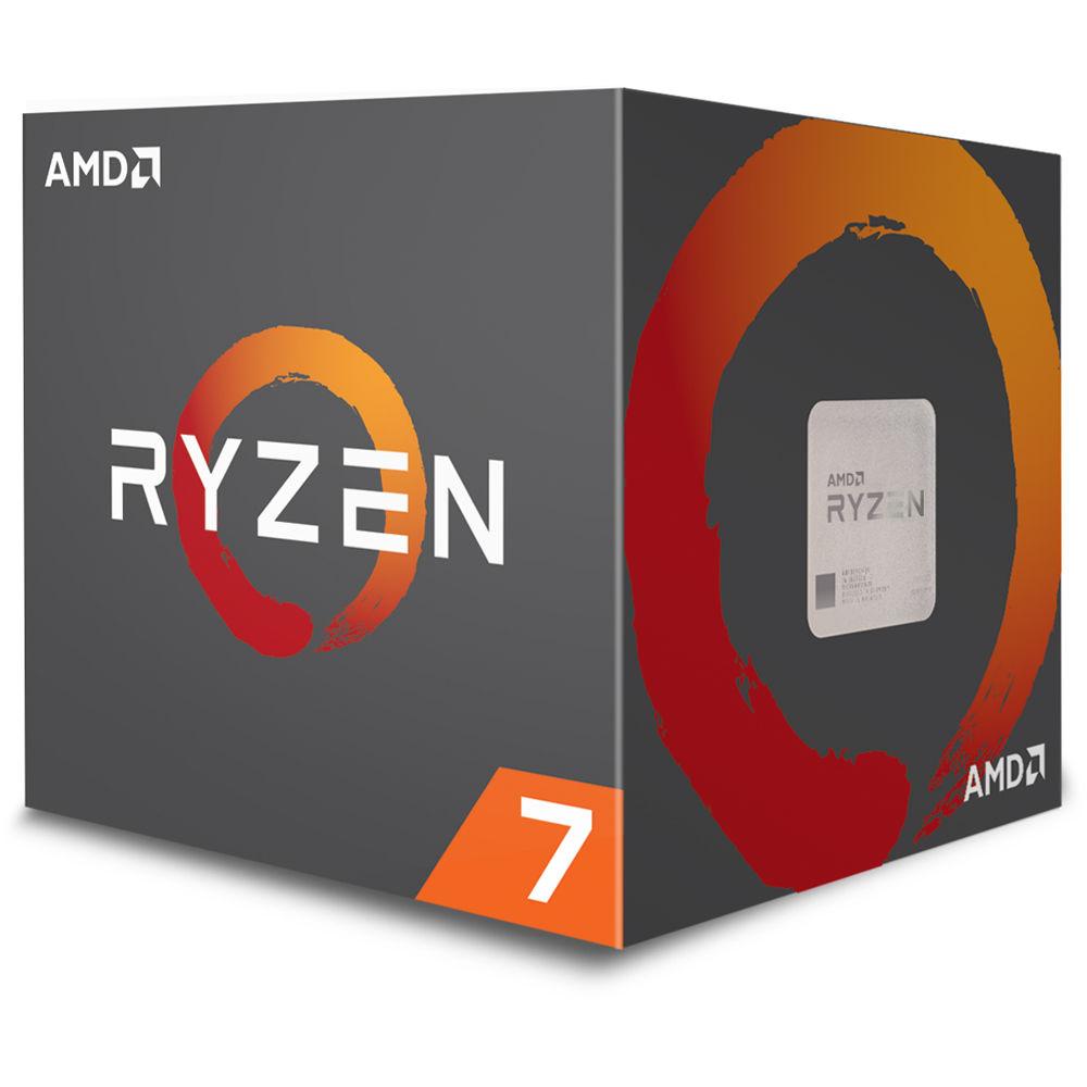MICRO. PROCESADOR AMD RYZEN 7 2700 8 CORE 4.1GHZ 16MB